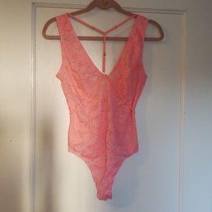 NWOT Victoria's Secret bodysuit/teddy